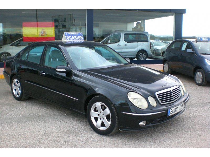 Mercedes-Benz Clase E E 320 CDI AUTO AVANTGARDE
