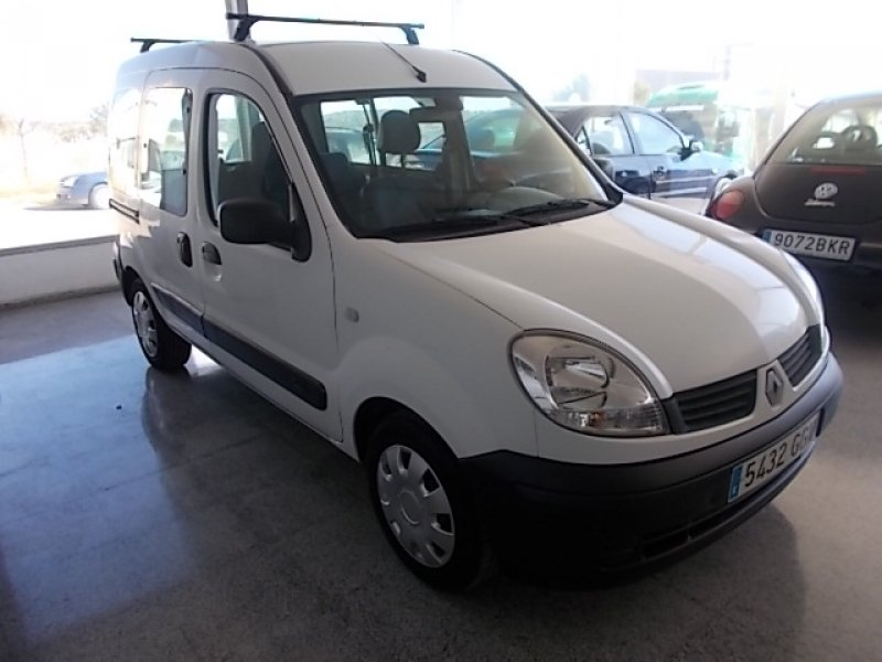 Renault Kangoo Combi 1.5dCi 70cv Authentique