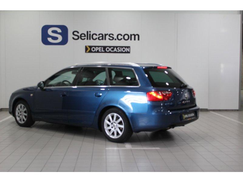 SEAT Exeo ST 2.0 TDI CR 143 CV Ecomotive Style