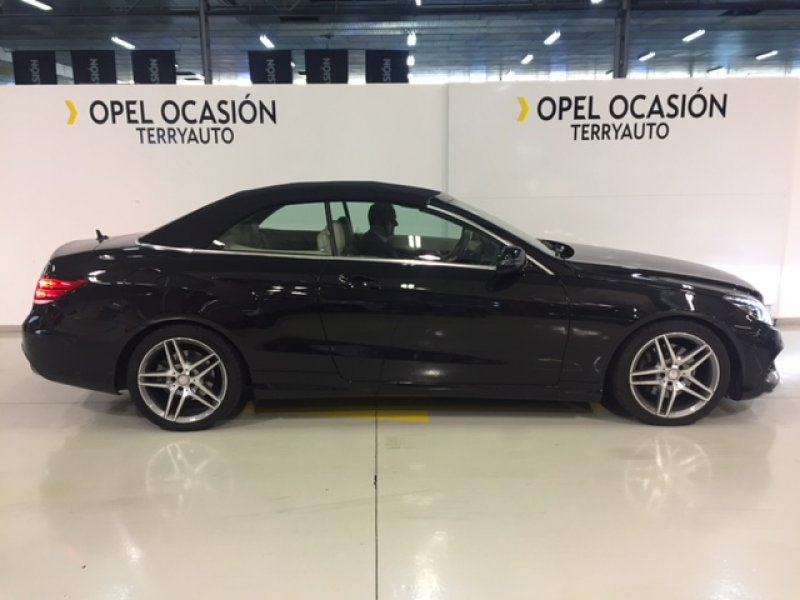 Mercedes-Benz Clase E Cabrio BLUTEC E 350 CDI Avantgarde