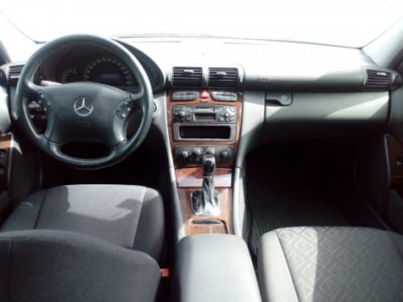 Mercedes-Benz Clase C C 220 CDI 143CV  AUTOMÁTICO ELEGANCE