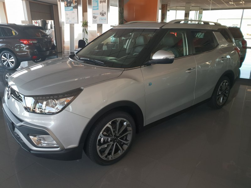 SsangYong XLV D16T Limited