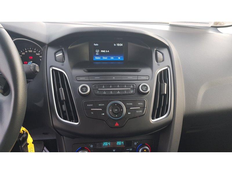 Ford Focus 1.6 TI-VCT 125cv PowerShift Trend+