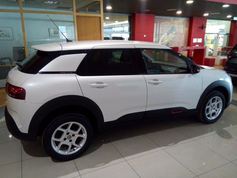 Citroen C4 Cactus GASOLINA 110 CV Feel
