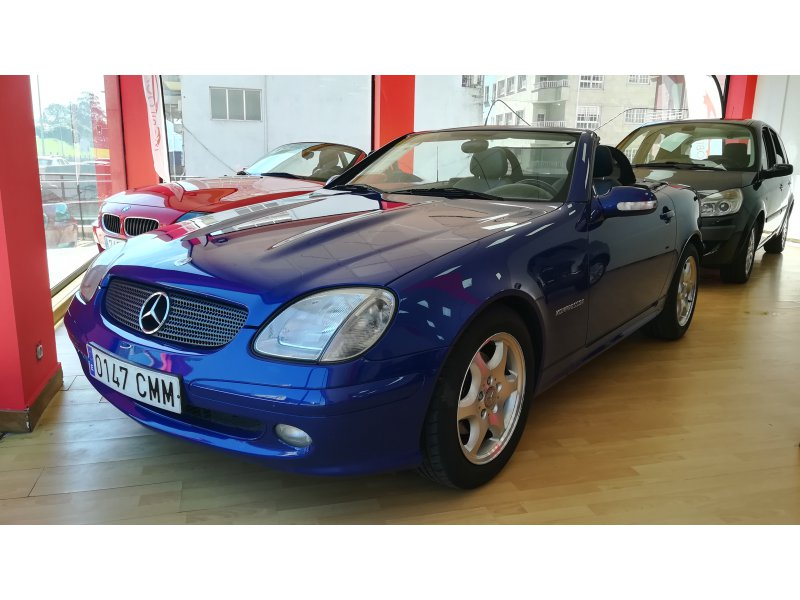 Mercedes-Benz Clase SLK KOMPRESSOR SLK 230