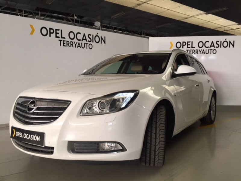 Opel Insignia Sports Tourer 2.0  160 CV