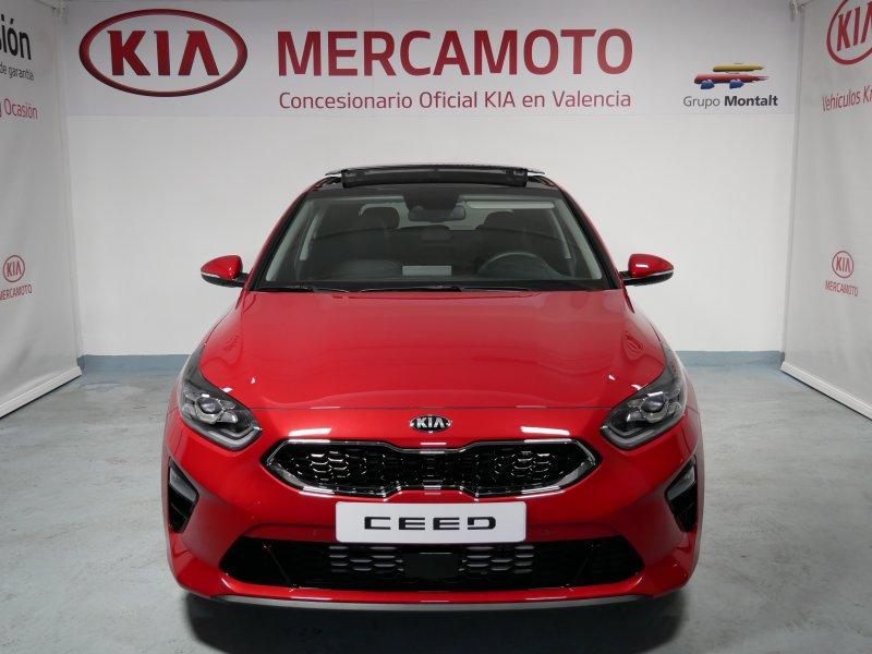 Kia ceed 1.4 T-GDi 103kW (140CV) Launch Edition