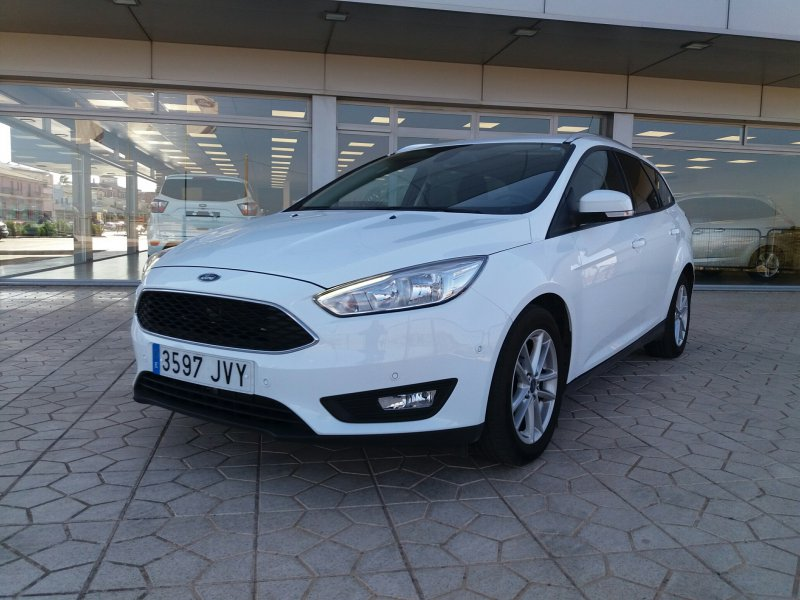 Ford Focus 1.5 TDCi 120cv Sportbreak Trend+