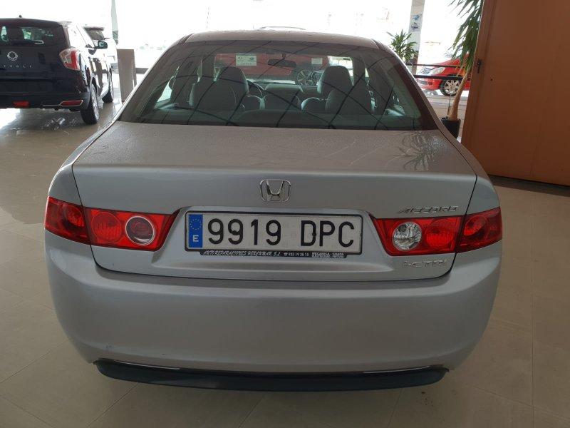 Honda Accord 2.2 i-CTDi Piel Executive