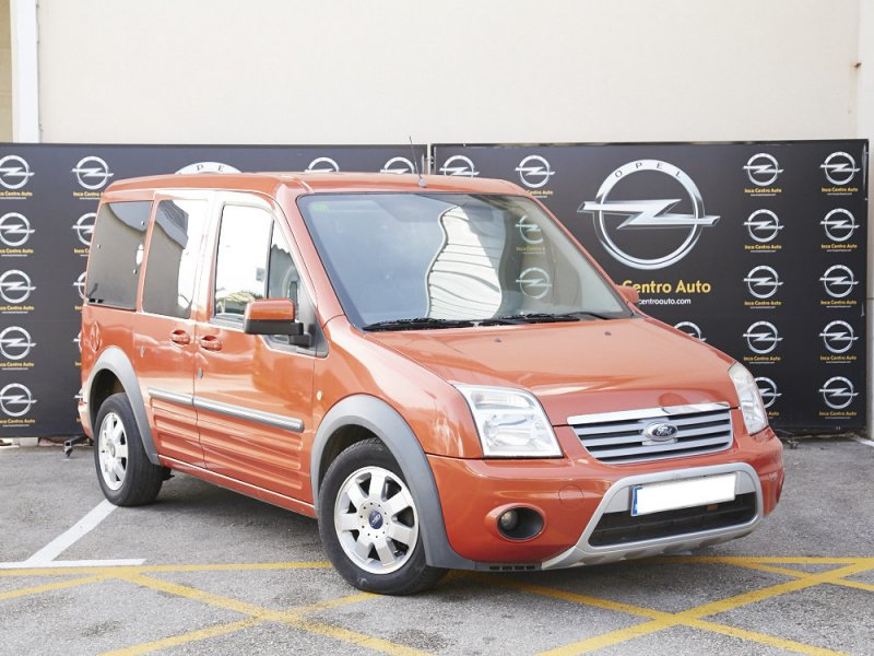 Ford Connect Kombi 1.8 TDCi 110cv 210 S Trend