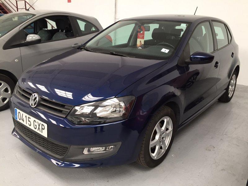 Volkswagen Polo 1.4 80cv United