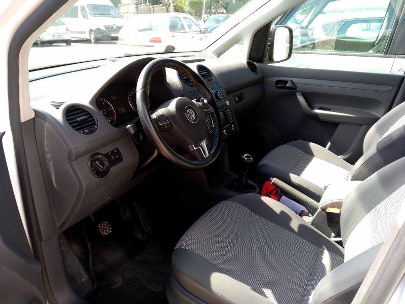 Volkswagen Caddy 1.6 TDI 102cv 5pl Maxi Comfortline