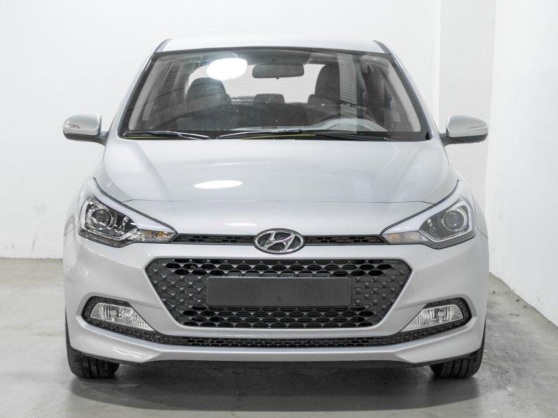 Hyundai I20 1.2 MPI Klass