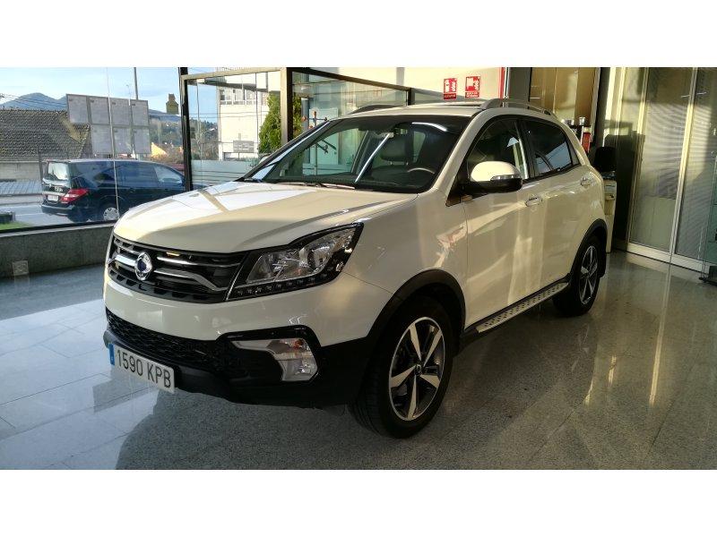 SsangYong Korando D22T 131kW (178CV) Auto 4x4 Limited