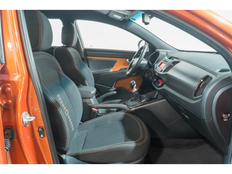 Kia Sportage 2.0 CRDI VGT 4x2 Drive