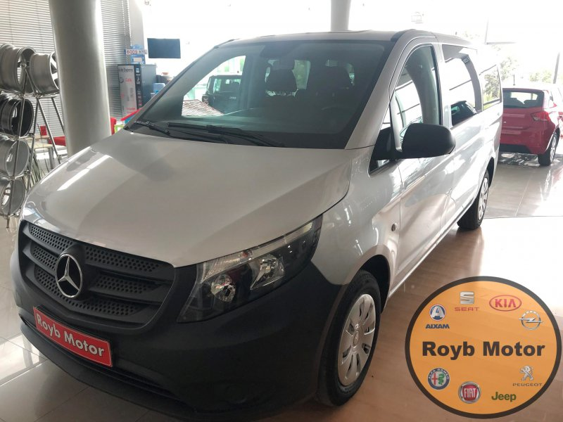 Mercedes-Benz Vito 116 CDI Larga -