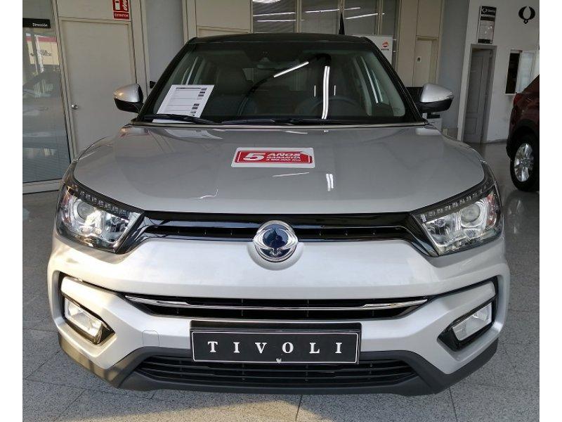 SsangYong Tivoli G16 4x2 Limited