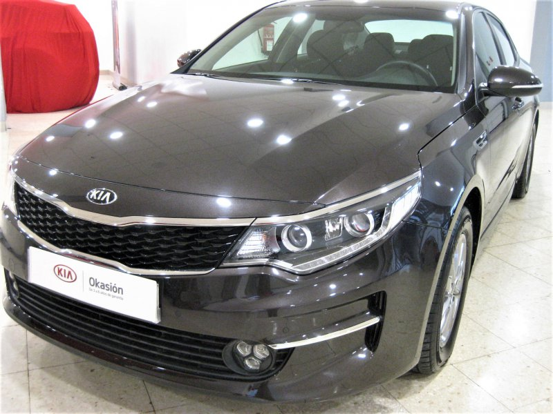 Kia Optima 1.7 CRDi VGT 141CV DCT Business Business