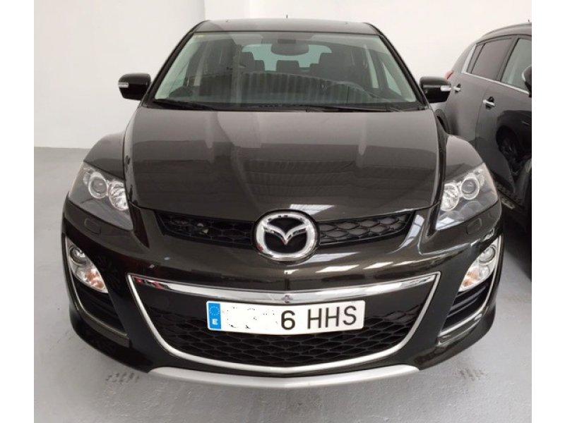 Mazda CX-7 2.2 CRTD Luxury