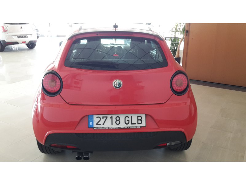 Alfa Romeo Mito 1.4i BIFUEL.