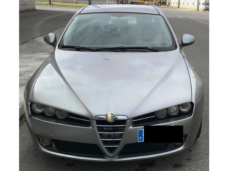 Alfa Romeo 159 1.9 JTD 16v Distinctive