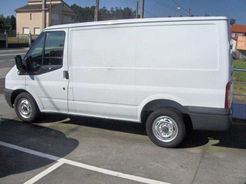 Ford Transit 250 S (100CV) VAN