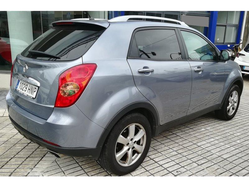 SsangYong Korando D20T Auto 4x2 Premium Plus