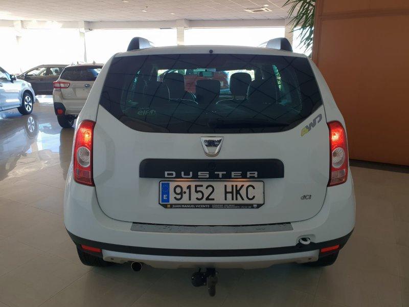Dacia Duster dCi 110cv (4X4) Laureate