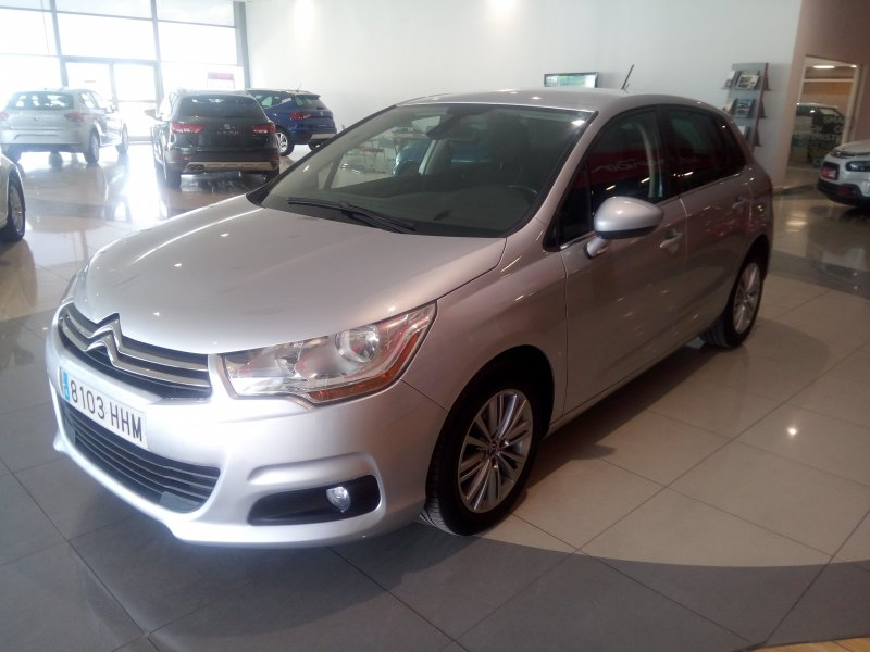 Citroen C4 1.6 HDi 110 CMP Cool
