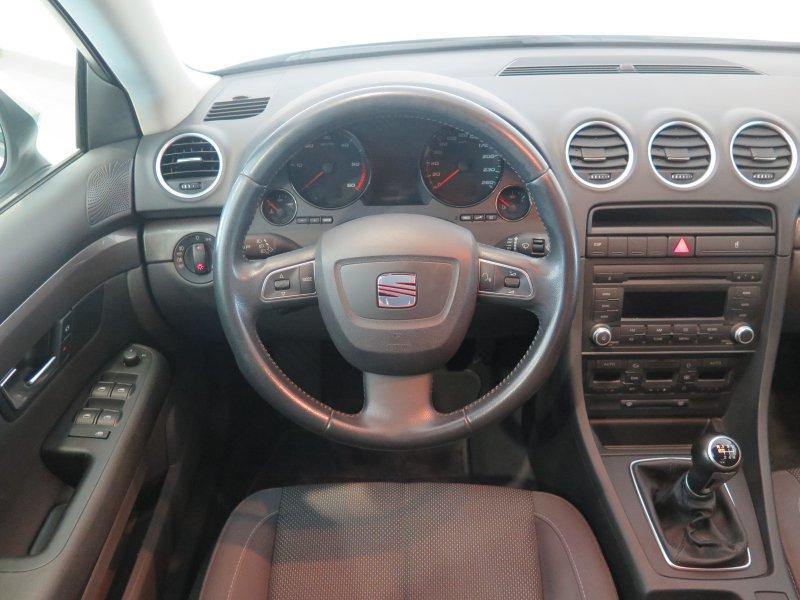 SEAT Exeo 2.0 TDI CR 120 CV DPF Style