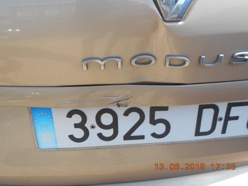 Renault Modus 1.5dCi80 Confort Dynamique
