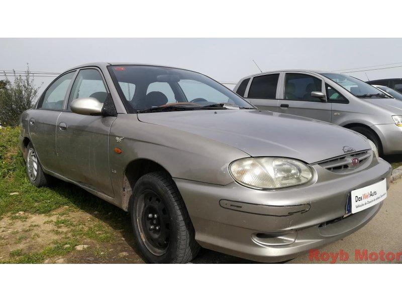 Kia Sephia II 1.5 16V LS