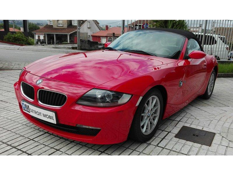 BMW Z4 2.0i 2p. Cabriolet