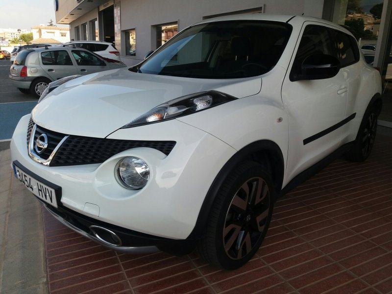 Nissan Juke 1.5 dCi Connect 4X2 ACENTA