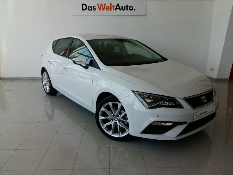 SEAT Nuevo León 1.4 TSI 125cv St&Sp FR Plus