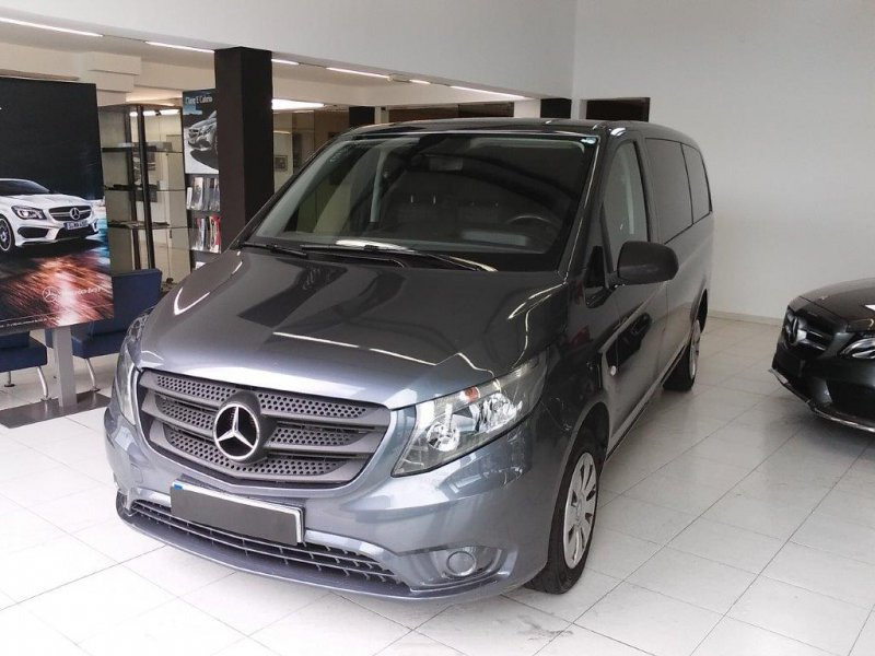 Mercedes-Benz Vito 114 CDI Tourer Larga Pro