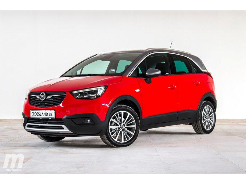 Opel Crossland X 1.2 ECOTEC 81 CV Selective