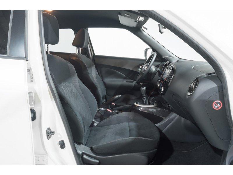 Nissan Juke 1.5 dCi 4X2 Ext1 Blanco N-TEC