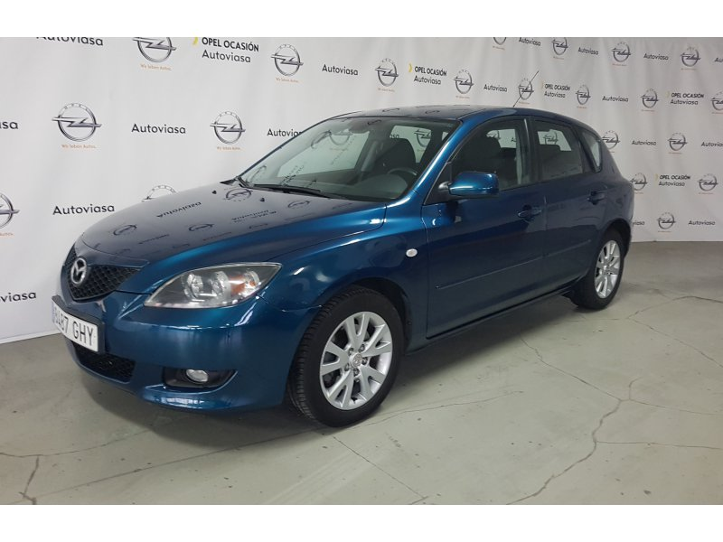 Mazda Mazda3 2.0 CRTD Active+