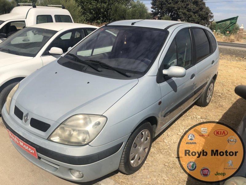 Renault Mégane SCÉNIC 1.9DCI DYNAMIQUE