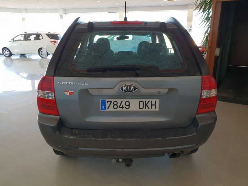 Kia Sportage 2.0 DOHC LX