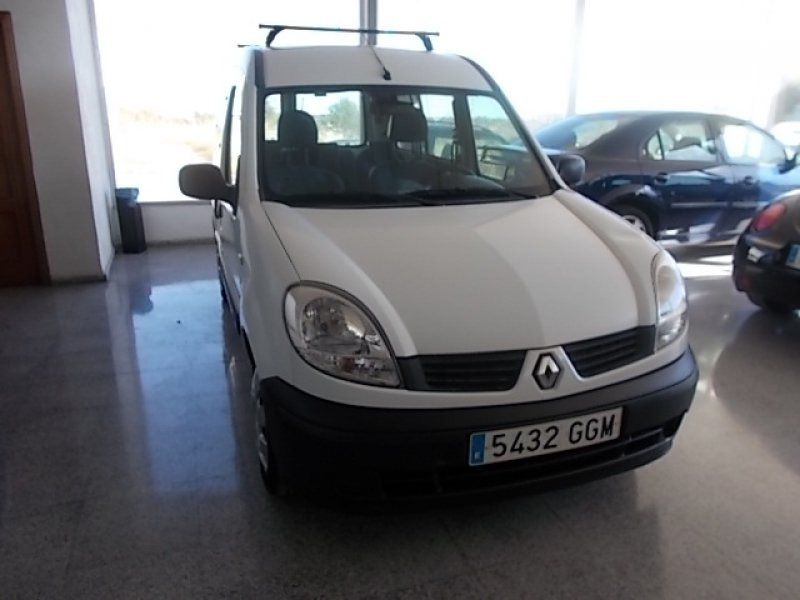 Renault Kangoo Combi 1.5dCi 70cv Authentique