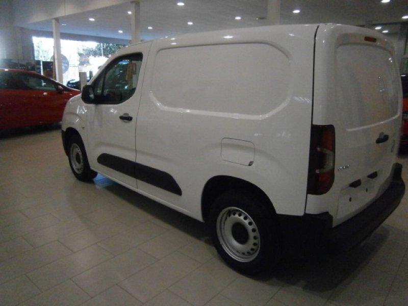 Opel Combo 1.6 TD S/S 74kW(100CV) D.Cab XL H1 1000k Doble Cabina