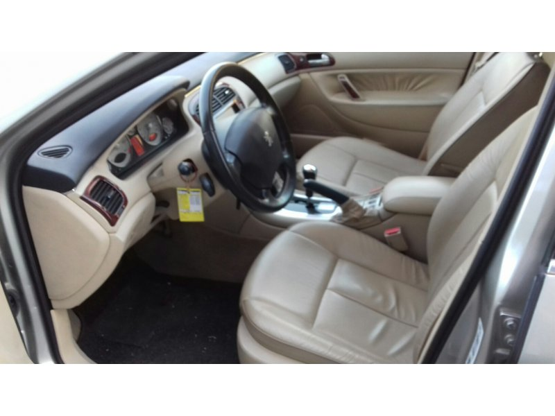 Peugeot 607 2.7 HDi Automático Pack