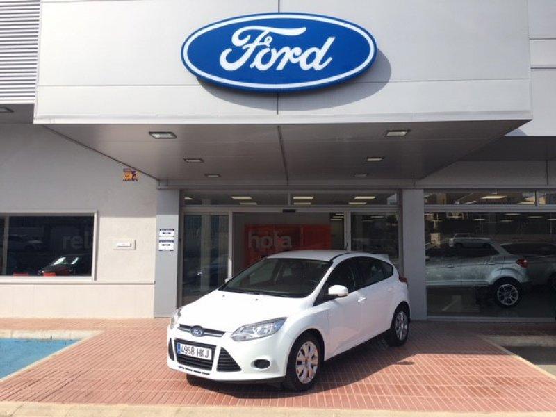 Ford Focus 1.6 TDCi Auto-Start-Stop 115cv Trend