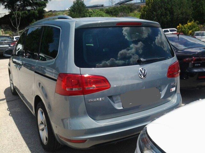 Volkswagen Sharan 2.0 TDI 177cv Sport BlueMotion Tech Sport Bluemotion