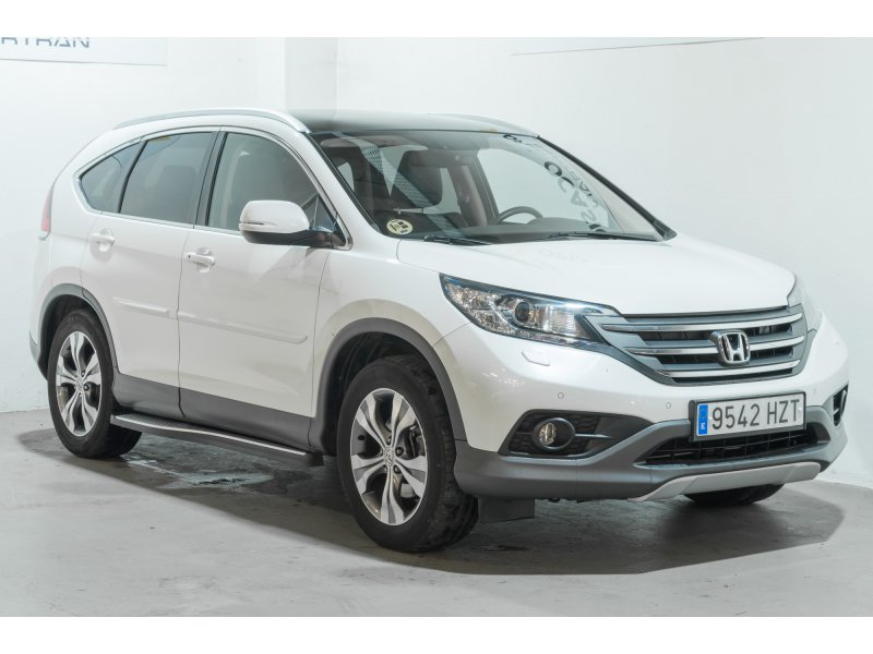 Honda CR-V 2.2 i-DTEC Auto Luxury