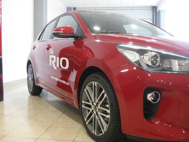 Kia Rio 1.0 T-GDi/100 CV TECH YB Tech