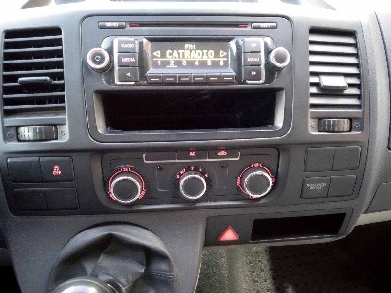 Volkswagen Transporter Furgón Corto T.Medio 2.0 TDI 140cv 2.8T -