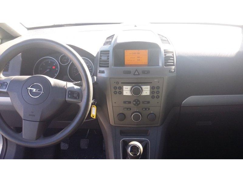 Opel Zafira 1.9 dti 120CV CONFOR